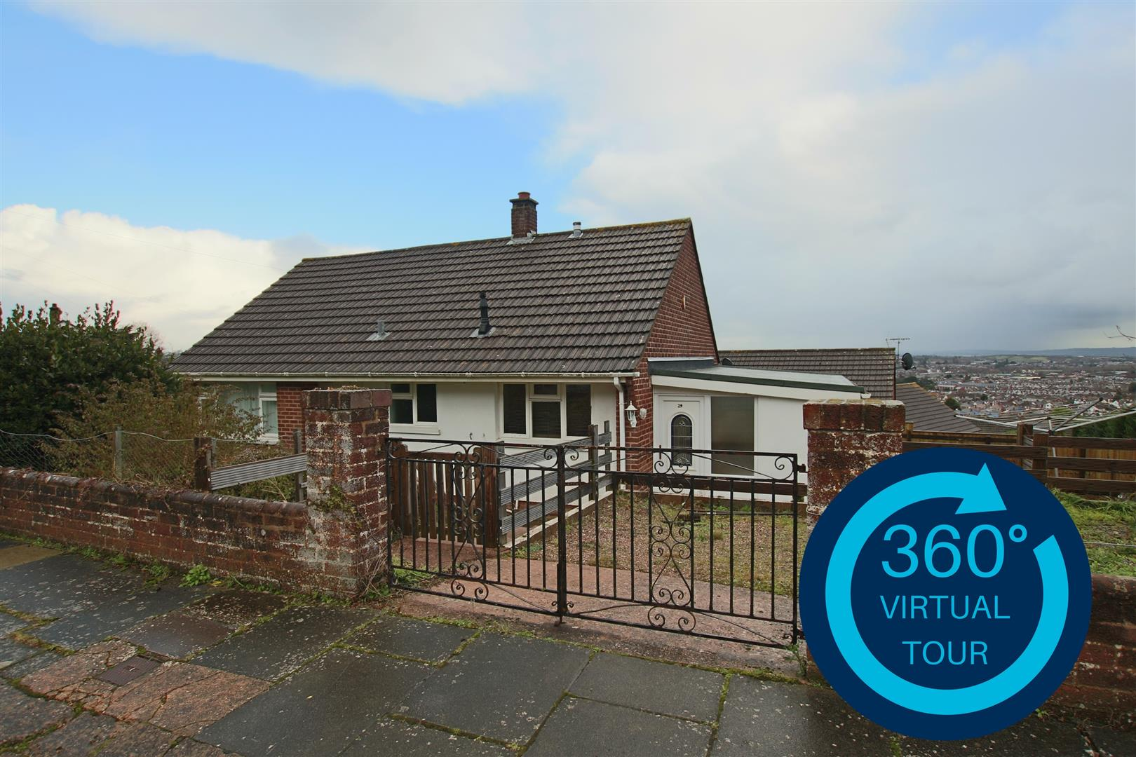 2 Bedrooms Detached Bungalow for sale in Croft Chase, Exeter